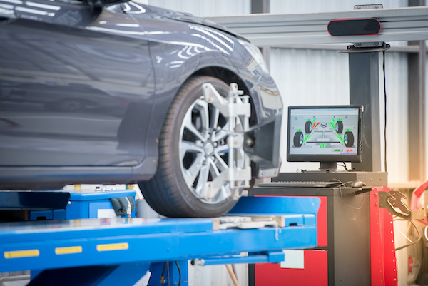 It May Be Time for A Wheel Alignment